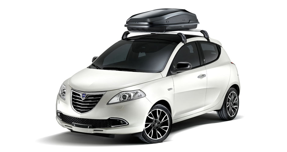 accessori merchandising lancia ypsilon